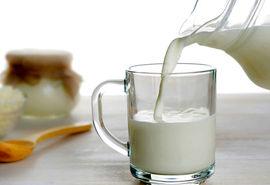 سرانه مصرف شیر در دنیا ۳۰۰لیتر، در ایران ۷۰ لیتر!