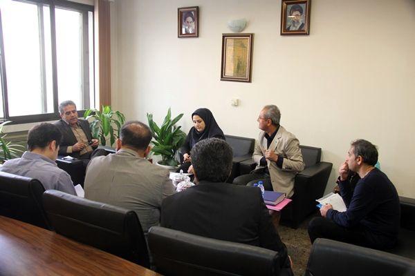 ملاقات مردمی رئیس سازمان جهاد کشاورزی استان تهران با بهره برداران بخش کشاورزی