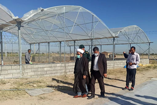 فاز نخست شهرک گلخانه ای ملکان آبان ماه امسال به بهره برداری می رسد