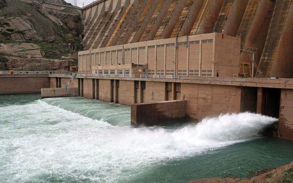 آب سد سفیدرود یک هفته زودتر رهاسازی میشود