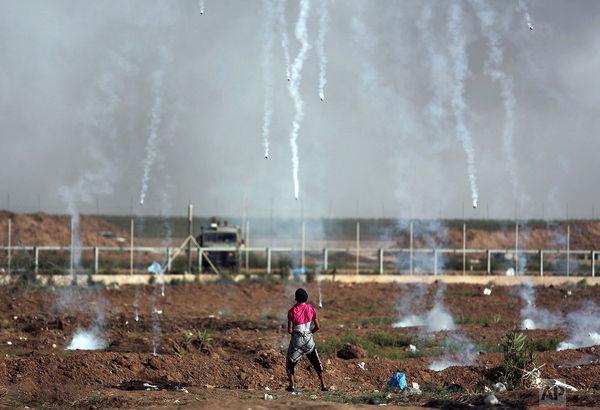 نمایشگاه عکسهای غزه در فرانسه