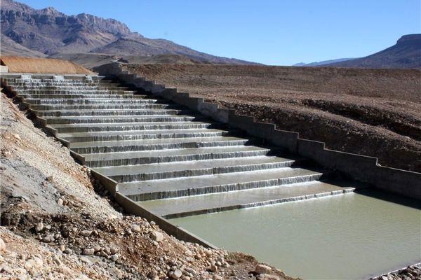 اجرای بیش از 70 درصد بند های آبخیزداری اسدآباد