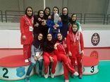 زنان ایران قهرمان تورنمنت لبنان شدند