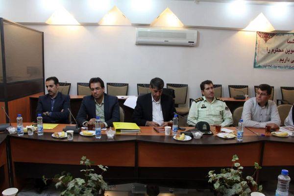 مانور شبیه سازی و عملیات میدانی بیماری بروسلوز( تب مالت) در شهرستان کوهدشت برگزار شد