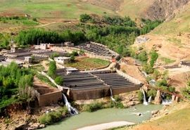 ۹ هزار تن ماهی سردابی قزلآلا در شهرستان اردل تولید شد