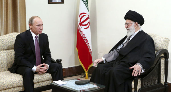 اسپوتنیک: پیام رهبر ایران به رئیس جمهور روسیه چه بود؟