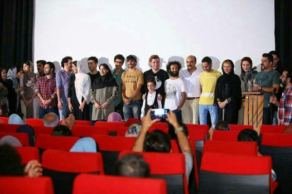 آئین دیدار با عوامل فیلم « مکان» در موزه سینما برگزار شد