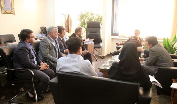 ملاقات مردمی رییس سازمان جهاد کشاورزی استان تهران با بهره برداران و شهروندان استان