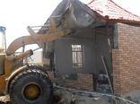 تخریب 82 مورد از ساخت و سازهای غیر مجاز در اراضی کشاورزی شهرستان ملارد