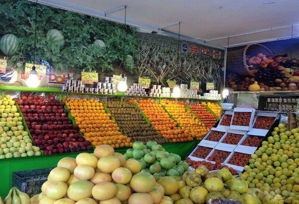 ۱۱۴ میدان میوه و ترهبار در استان تهران استانداردسازی شد