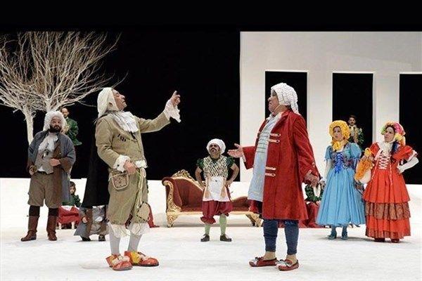 اجرای نمایش «خسیس» در تئاترشهر آغاز شد