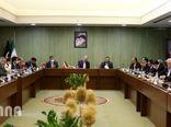 دیدار وزیر جهاد کشاورزی با نمایندگان مجلس شورای اسلامی