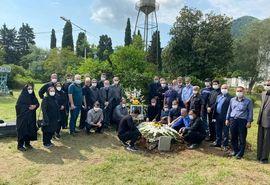 باغبان پیر مرکبات بین 2 درخت دوستی به خاک سپرده شد/ پیام تسلیت معاون رئیس جمهوری و وزیر جهاد کشاورزی