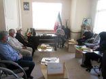 تشکیل جلسه شورای زکات در مدیریت جهاد کشاورزی شهرستان خداآفرین
