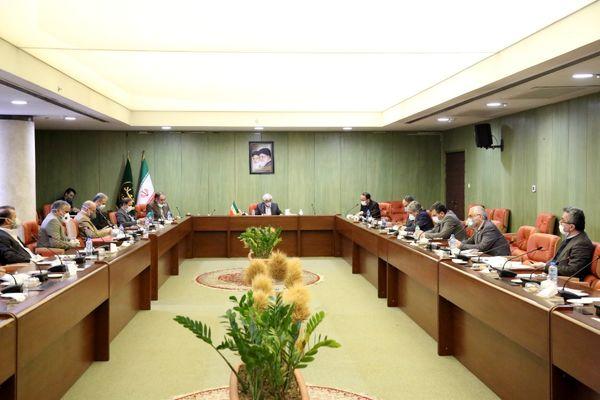 سرپرست وزارت جهاد کشاورزی بر اجرای طرح های جهش تولید در بخش کشاورزی تاکید کرد