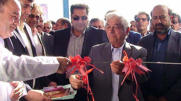 کشتارگاه طیور گوشتی در شهرستان بافت کرمان افتتاح شد