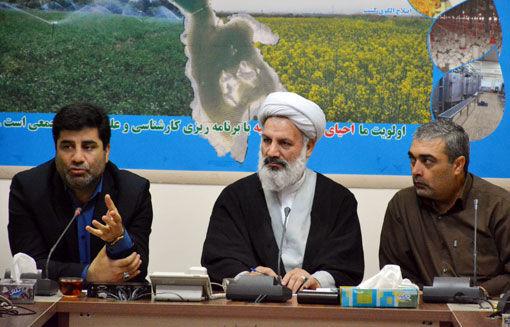 نیروهای بسیجی باید در راستای رونق تولید و پیشرفت همه جانبه میهن اسلامی فعالیت کنند
