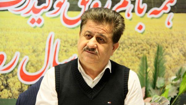 پیام رئیس سازمان جهاد کشاورزی خوزستان به مناسبت آغاز دهه مبارک فجر