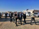 بازدید رییس سازمان جهاد کشاورزی خراسان شمالی و هیئات همراه از پروژه 10 هزار راسی گاو شیری درشهرستان شیروان