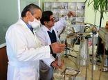 تولید الکل اتانول 95 درجه توسط اداره کل دامپزشکی استان اصفهان
