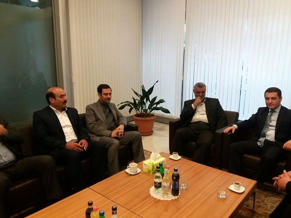 حجتی امروز با نخست وزیر و وزیر کشاورزی ارمنستان دیدار می کند