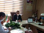 برگزاری جلسه عفاف و حجاب در مدیریت جهاد کشاورزی بستانآباد