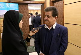 ارزش 5 هزار میلیارد تومانی برنج  تولیدی خوزستان