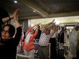 برگزاری همایش یوگا در موزه مردمشناسی خلیجفارس