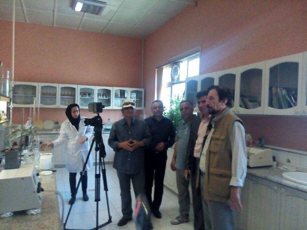 آزمایش خاک؛ موضوع مستند امروز باشگاه کشاورزان در شبکه 1 سیما