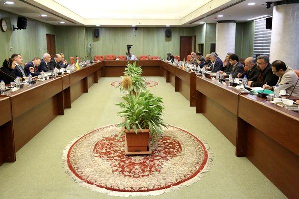 همکاری های اقتصادی و کشاورزی ایران و اوکراین توسعه می یابد