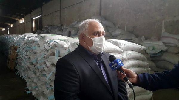 آغاز توزیع بذر گواهی شده برنج در گیلان