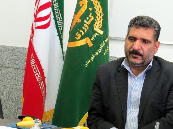 پیام ریاست سازمان جهاد کشاورزی استان یزد به مناسبت فرارسیدن هفته جهاد کشاورزی