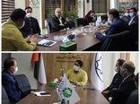 نشست سه جانبه سازمان نظام مهندسی، مرکز تحقیقات و آموزش کشاورزی و منابع طبیعی، و پارک علم و فناوری استان قزوین