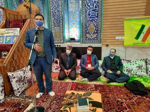 برگزاری میز خدمت در روستای قره چپق توسط مدیریت جهادکشاورزی شهرستان  بناب