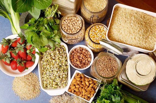 کربوهیدراتهای سالم رژیم غذایی