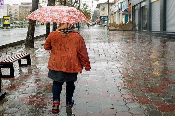 افزایش 209 درصدی بارشها در کشور