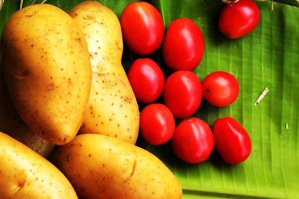 سیب زمینی و گوجه فرنگی، محبوب ترین سبزیجات نزد لهستانی ها