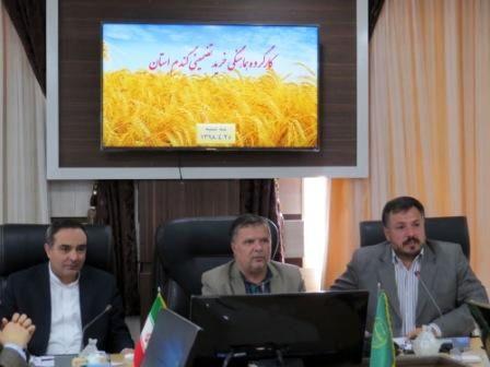 خرید کلزا در خراسان شمالی 18 درصد افزایش یافت