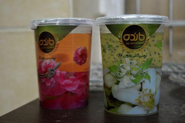 تولید نوشیدنی طعمدار  در فارس