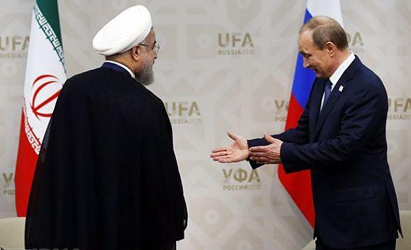 جنگ نرم روسیه با ایران در سوریه