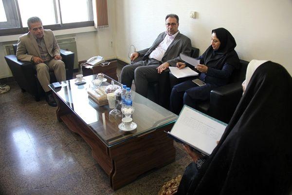 ملاقات مردمی رییس سازمان جهاد کشاورزی استان تهران در آستانه هفته دولت