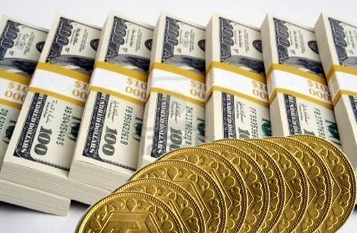 روز نزول قیمتها در بازار ارز و طلا/ سکه 3.638.000 شد