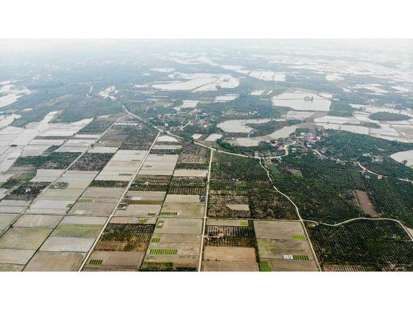 شناسایی 70 هزار متر مربع اراضی بایر در آمل