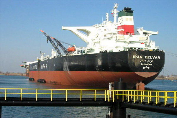 بیش از ۲,۶ میلیون بشکه نفت خام و میعانات گازی صادر شد