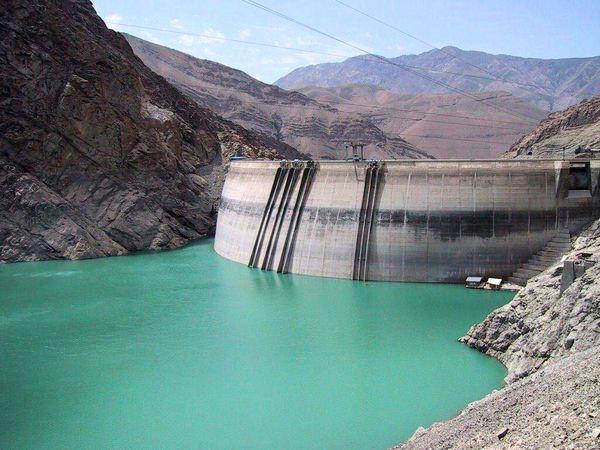 خروجی آب سد شاهچراغی دامغان برای استفاده بخش کشاورزی افزایش مییابد