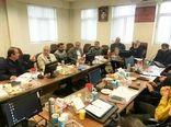 برگزاری جلسه کارگروه ماده 11