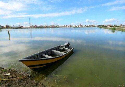۱۴۰۰ هکتار از آببندانهای گیلان احیاء میشود