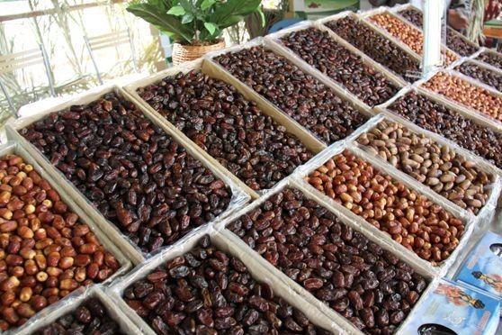 صادرات خرما از گمرک شهرستان جهرم