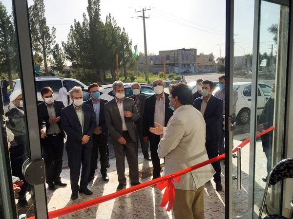 دو مرکز خدمات کشاورزی غیردولتی در سیستان افتتاح شد