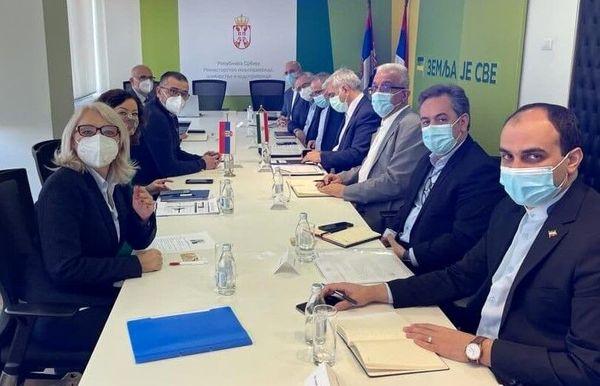 راههای گسترش همکاریهای کشاورزی ایران و صربستان بررسی شد